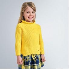 Свитер Mayoral (Майорал)на девочку желтого оттенка
