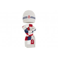Комплект для мальчика от MAYORAL шапка+ шарф.