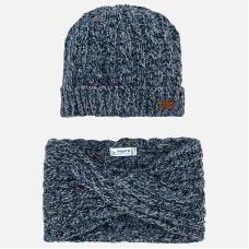 Набор шапка  шарф для мальчика Mayoral.