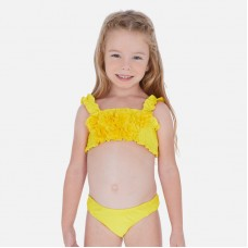Купальник  Mayoral (Майорал) для девочки желтый оттенок