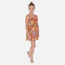 Платье Mayoral (Майорал) для девочки в цветах