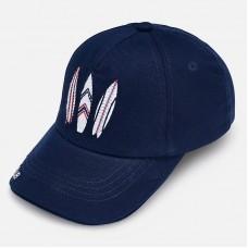 Бейсболка Mayoral (Майорал) для мальчика синиего оттенка