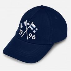 Бейсболка Mayoral (Майорал) для мальчика синего оттенка