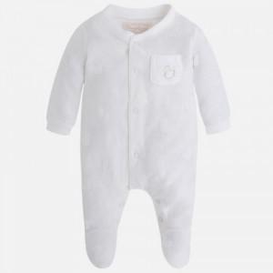 Человечек для новорожденного Mayoral (Майорал) молочный оттенок