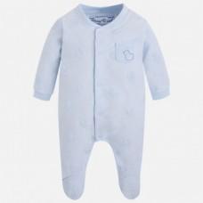 Человечек для новорожденного Mayoral (Майорал) голубой оттенок