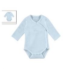 Боди для новорожденного Mayoral (Майорал) голубого оттенка