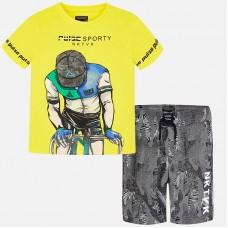 Комплект футболка+ шорты для мальчика Mayoral