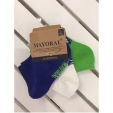 Комплект носков три пары Mayoral (Майорал)