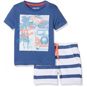 Комплект  шорты и футболка Mayoral 1696