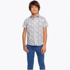 Хлопковые брюки для мальчика Mayoral 530