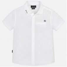 Рубашка Mayoral с  коротким рукавом для мальчика.