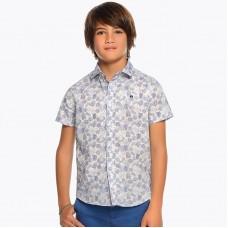 Рубашка Mayoral с коротким рукавом.