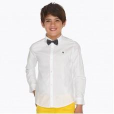 Рубашка Mayoral с бабочкой для мальчика.