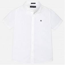 Рубашка с коротким рукавом для мальчика Mayoral 6144