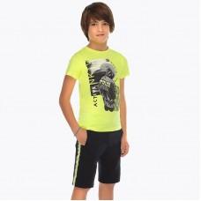 Комплект футболки и шорты-бермуды для мальчиков Mayoral