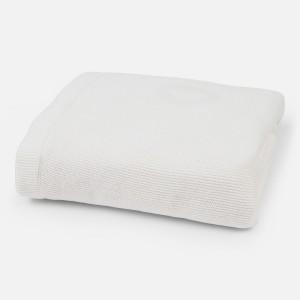 Плед для новорожденного Mayoral (Майорал) молочный оттенок