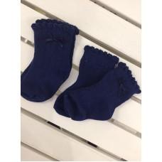 Комплект носков две пары Mayoral (Майорал) синий оттенок
