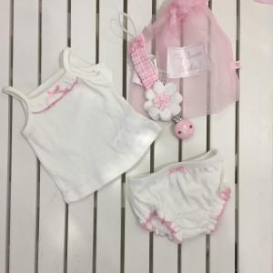 Набор  для новорожденного Mayoral (Майорал) молочный оттенок