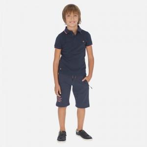 Шорты трикотажные Mayoral (Майорал) для мальчика