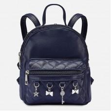 Рюкзак для девочки Mayoral (Майорал) синего оттенка
