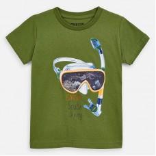 Футболка с голограммой Mayoral (Майорал) для мальчика