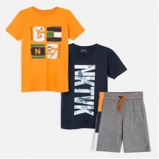 Комплект Mayoral (Майорал) для мальчика оранжевого оттенка