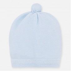 Шапка для мальчика  Mayoral (Майорал)  голубой оттенок