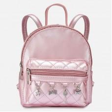 Рюкзак для девочки Mayoral (Майорал)  пудрового оттенка