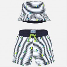 Комплект шорты и панамка  Mayoral (Майорал) для мальчика