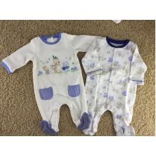 Комплект для новорожденного Mayoral (Майорал) голубого оттенка