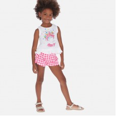 Комплект на девочку Mayoral (Майорал) розового оттенка