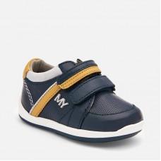 Кроссовки на мальчика Майорал (Майорал) темно-синий оттенок