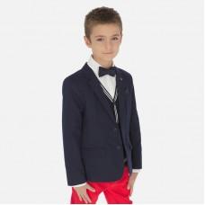 Пиджак  Mayoral (Майорал) для мальчика синего оттенка