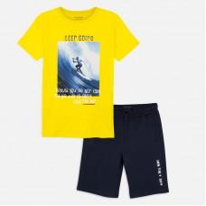 Комплект Mayoral (Майорал) для мальчика желтого  оттенка