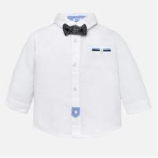 Рубашка с галстуком-бабочкой для мальчика Mayoral.