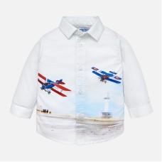 Рубашка с длинным рукавом на мальчика Mayoral.