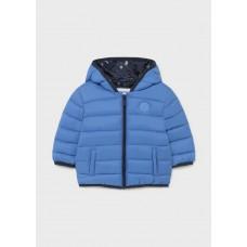 Демисезонная куртка на мальчика Mayoral (Майорал) оттенок индиго