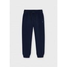Спортивные штаны Mayoral (Майорал) на мальчика синего оттенка
