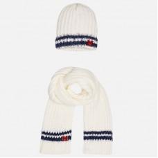 Комплект шапка+ шарф Mayoral
