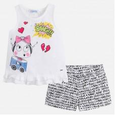 Комплект майка+ шорты от Mayoral.