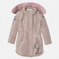 Куртка-парка  для девочки Mayoral.