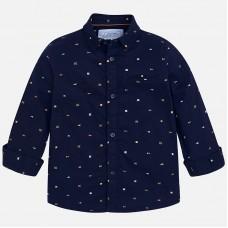 Стильная рубашка Mayoral для мальчика.