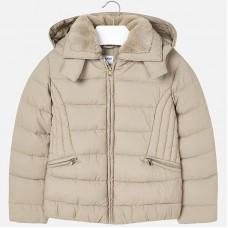 Мягкая куртка для девочки  Mayoral