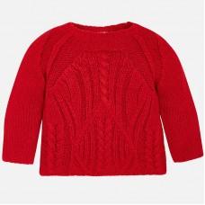 Вязаный свитер для девочки Mayoral