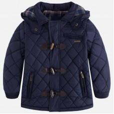 Легкая демисезонная стеганая куртка для мальчика Mayoral.