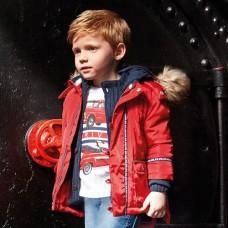 Демисезонная куртка для мальчика Mayoral.