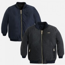 Куртка двусторонняя Mayoral для мальчика.