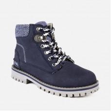 Кожаные ботинки  для мальчика Mayoral