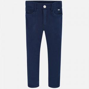 Практичные брюки на девочку на флисе Mayoral