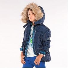 Куртка для мальчика  синий цвет Майорал.